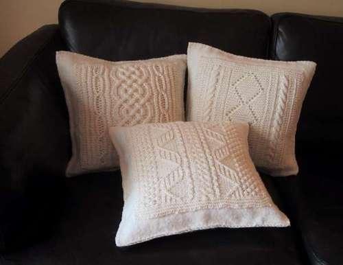 Great American Aran Pillows