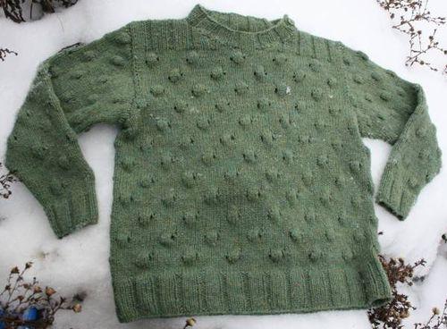 Klodshans - Pilfingertrøjen